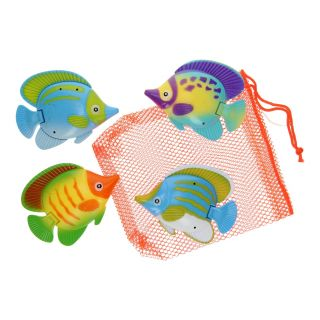 Dive fishing with Net, 4pcs.