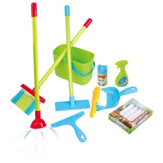 Playgo Cleaning set, 10 pcs.