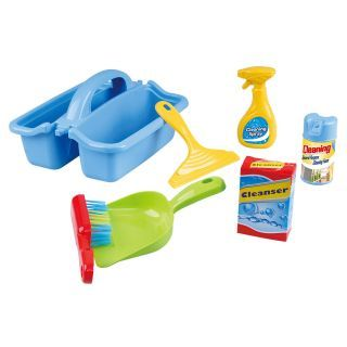 Playgo Cleaning set, 7 pcs.