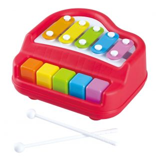 Playgo Piano & Xylophone, 2in1