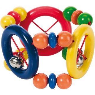 Pièce à attraper élastique avec anneaux 1