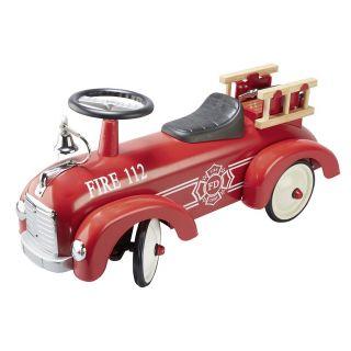 Porteur pompiers